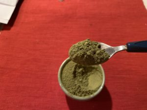 kratom dosage for energy