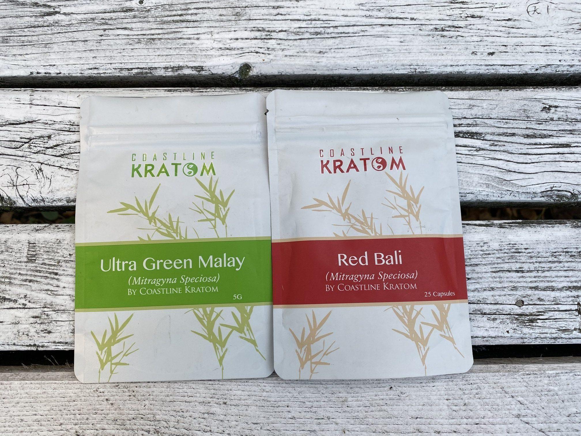 red malay kratom vs green malay