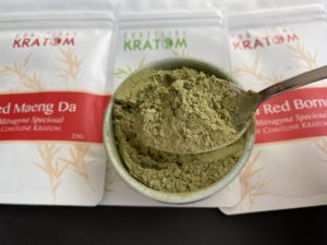 kratom dosage for alcohol