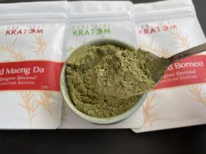 kratom dosage for pain