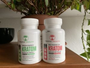 tropic health club kratom
