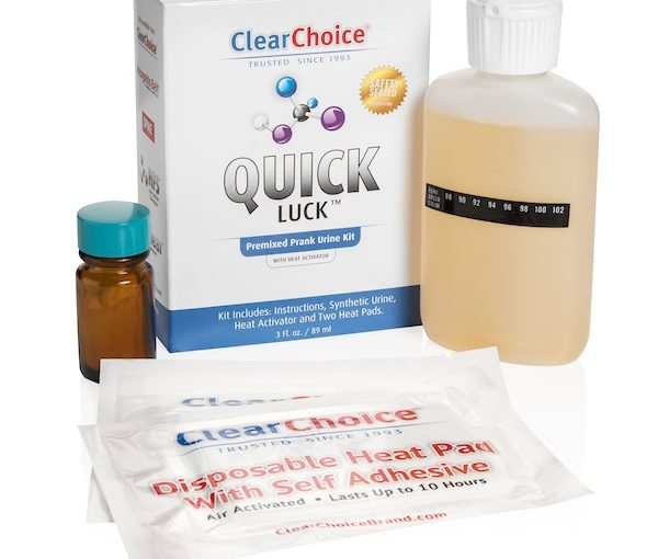 Quick Luck synthetic urine review