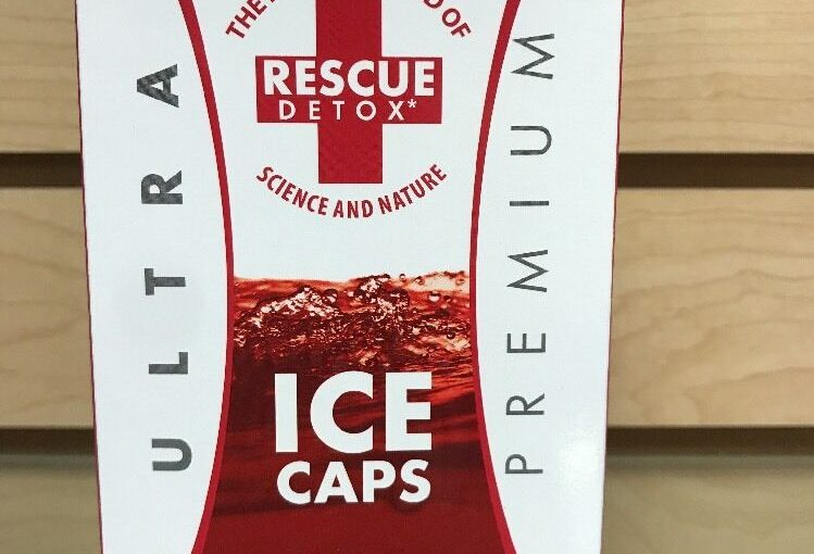 Rescue detox ice review