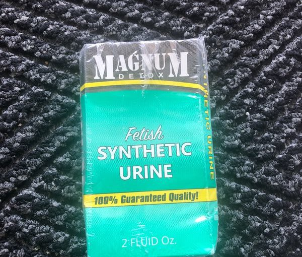 magnum synthetic urine review