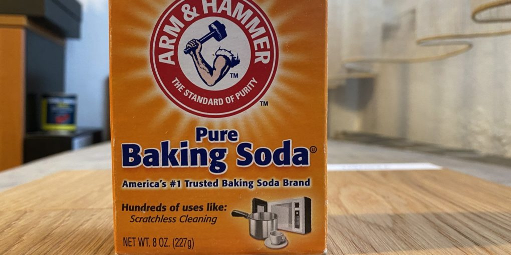 Baking soda drug test