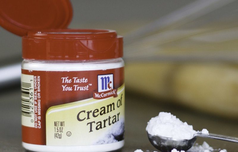 cream of tartar drug test